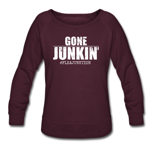 Open image in slideshow, GONE JUNKIN' - plum