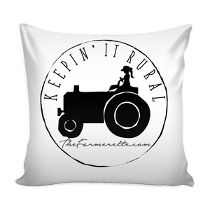 Keepin' It Rural Pillow Covers