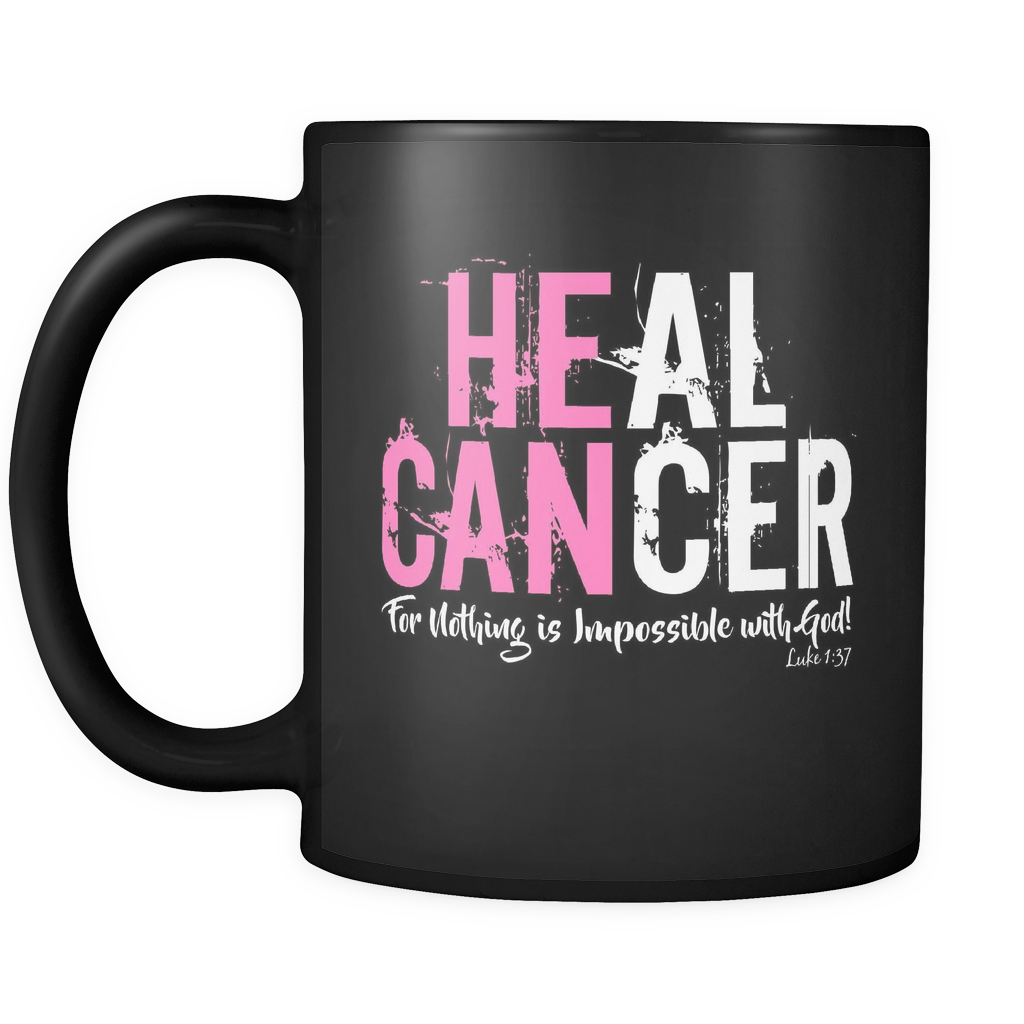 PINK HEAL CANCER