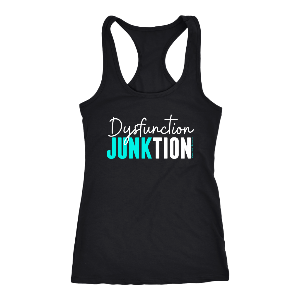 Dysfunction JUNKtion Tank top