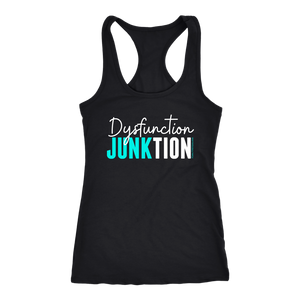 Open image in slideshow, Dysfunction JUNKtion Tank top