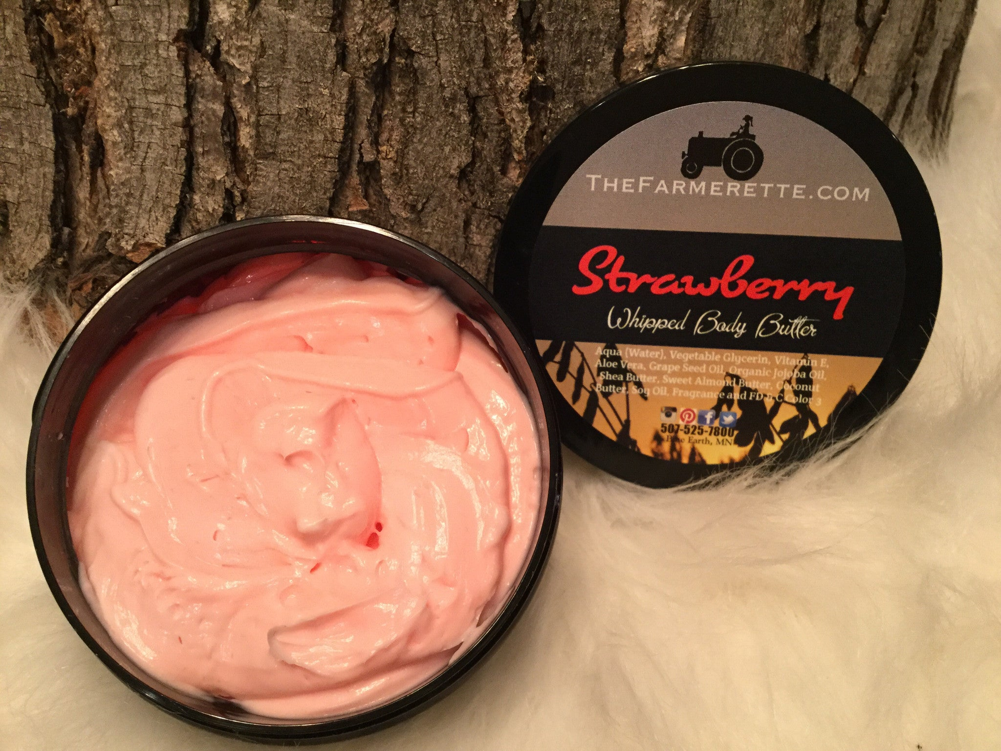 Whipped Body Butter 8oz