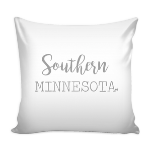 Southern Minnesota pillow cover
