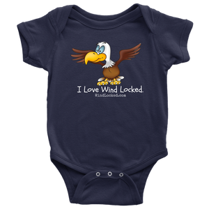 Baby Eagle Infant Bodysuit