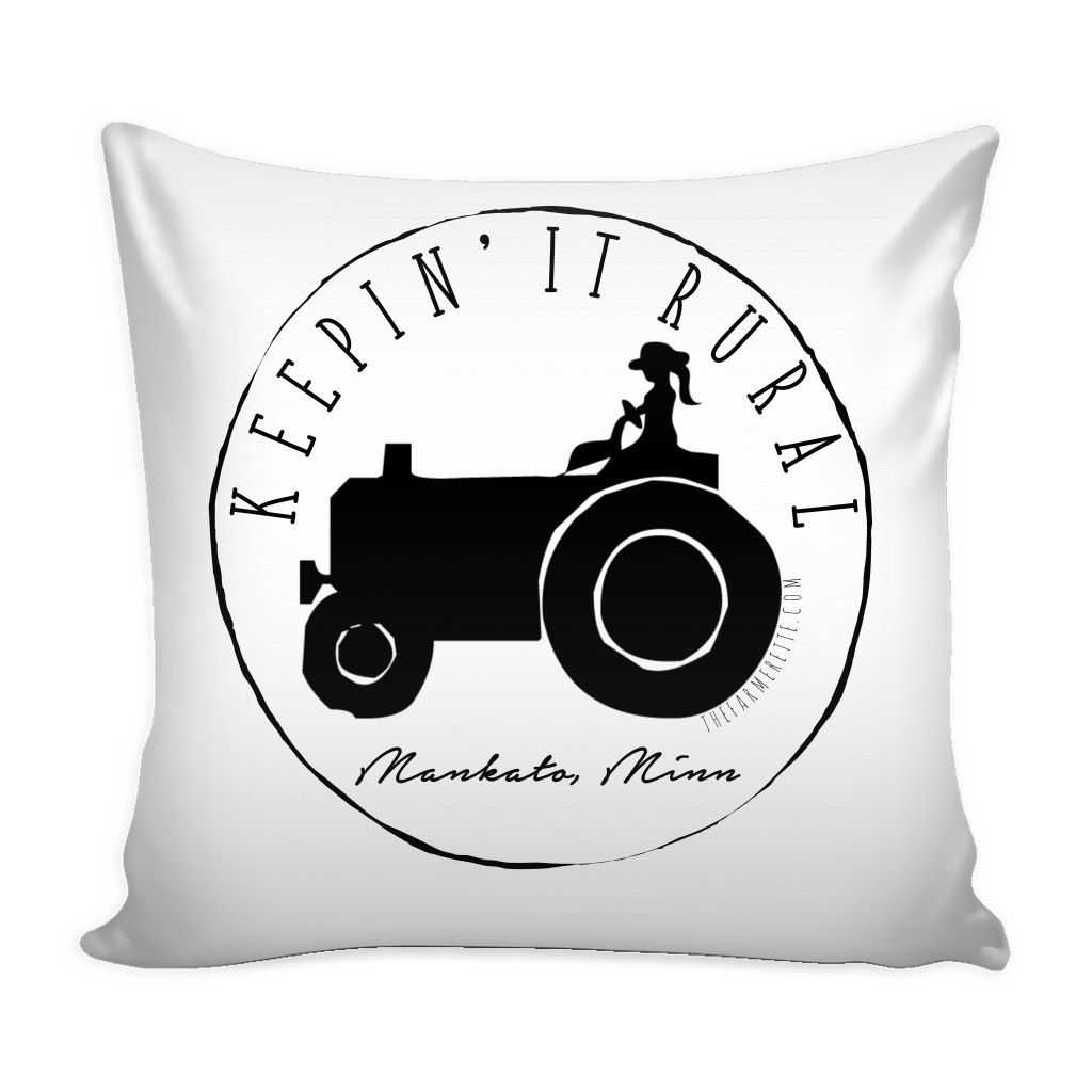 Custom Mankato Pillow Cover