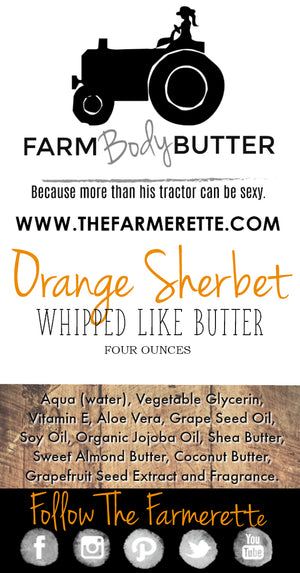Farm Body Butter