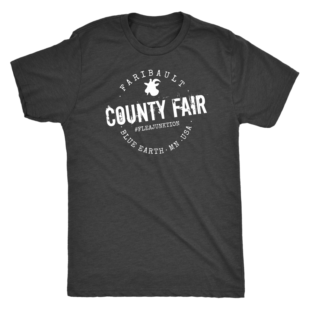 County Fair tee #fleajunktion