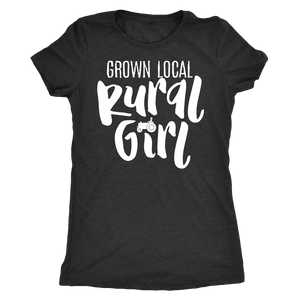 GROWN LOCAL RURAL GIRL