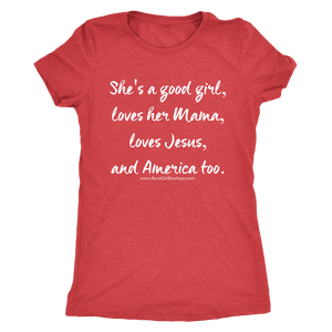 Good Girl TEE #TOMPETTY