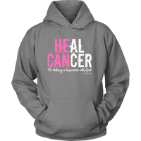 HEal CANcer: Sweatshirt Unisex