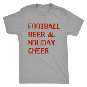 Open image in slideshow, Football Beer & Holiday Cheer