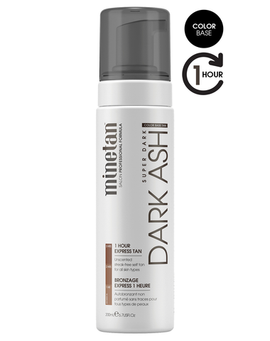 Dark Ash Self Tan Foam