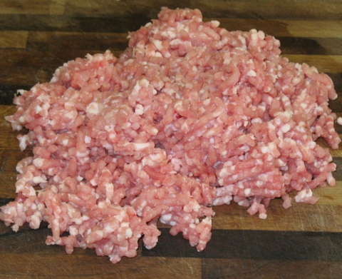 Free Range Pork Mince for Dogs 450g