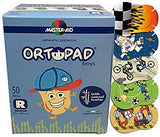 ORTOPAD Soft Boys Regular (Ages 2+) Occlusion Eye Patches