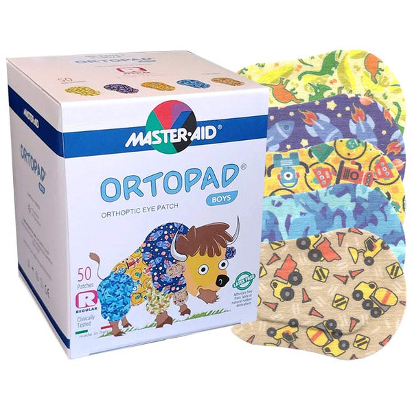 BUY 2 x ORTOPAD Soft Boys & GET €5.00 OFF / FREE MOTIVATIONAL POSTER! (Regular Size Ages 2+)