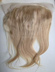 Cachet Remy Hair - Blonde Hair Frontals 13 X 4