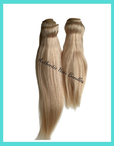 Authentic Blonde Premium Remy Hair Bundles - Healthy Hair Clinic