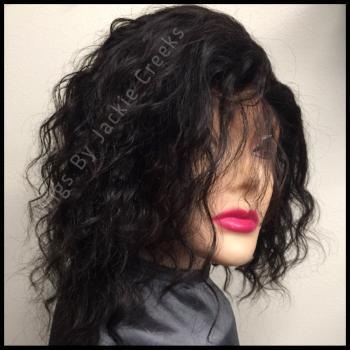 Authentic Custom Loose Wave Wig - Healthy Hair Clinic