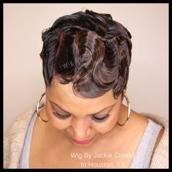 Authentic Custom - Pixie Lace Topper - Healthy Hair Clinic
