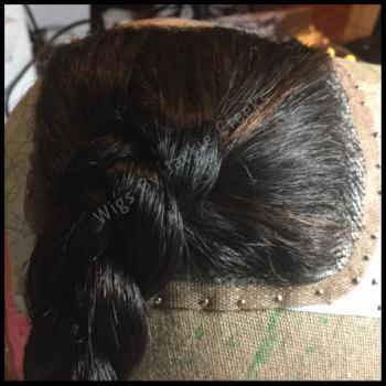 Authentic Hand-Tied Closures 2x4 - Healthy Hair Clinic
