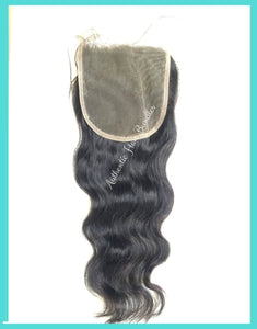 Authentic Remy Hair Closures 5 x 5 - Healthy Hair Clinic