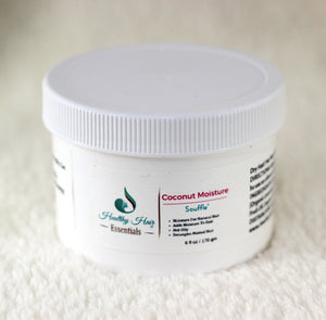 Coconut Moisture Souffle' - Healthy Hair Clinic
