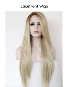 Custom Lace-front Wigs - Healthy Hair Clinic