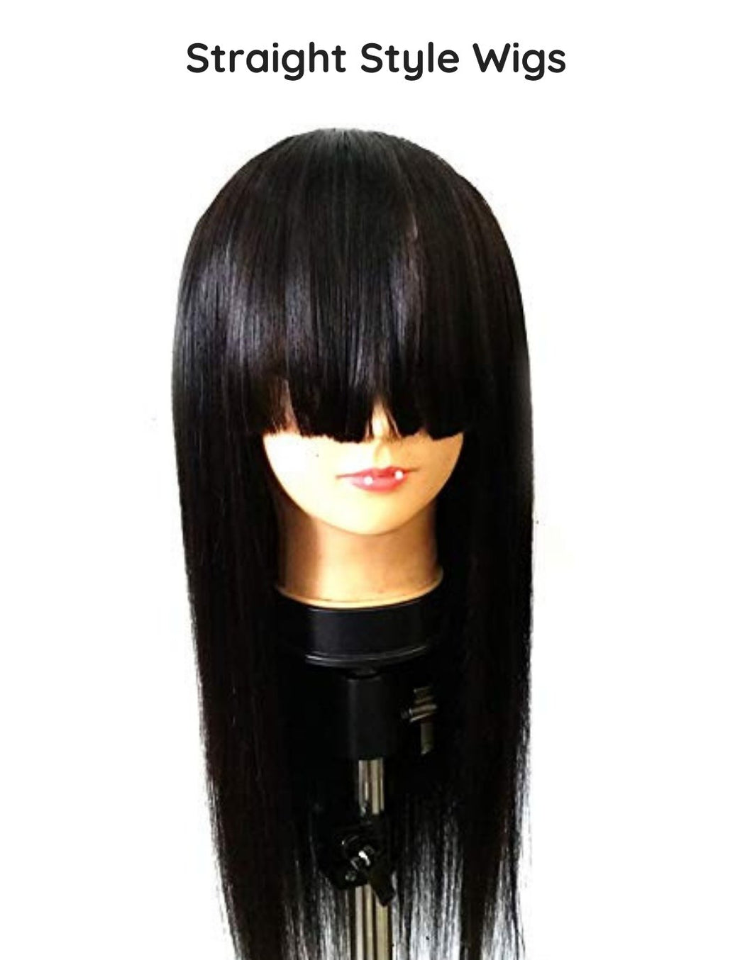 Custom Straight Style Wigs - Healthy Hair Clinic
