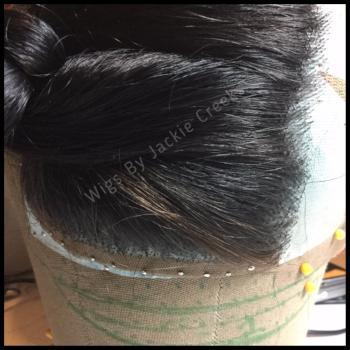 Custom Ventilated Lace Closures 5 x 5 - Healthy Hair Clinic