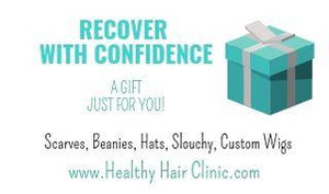 Gift Card For Hair loss and Chemo - Healthy Hair Clinic
