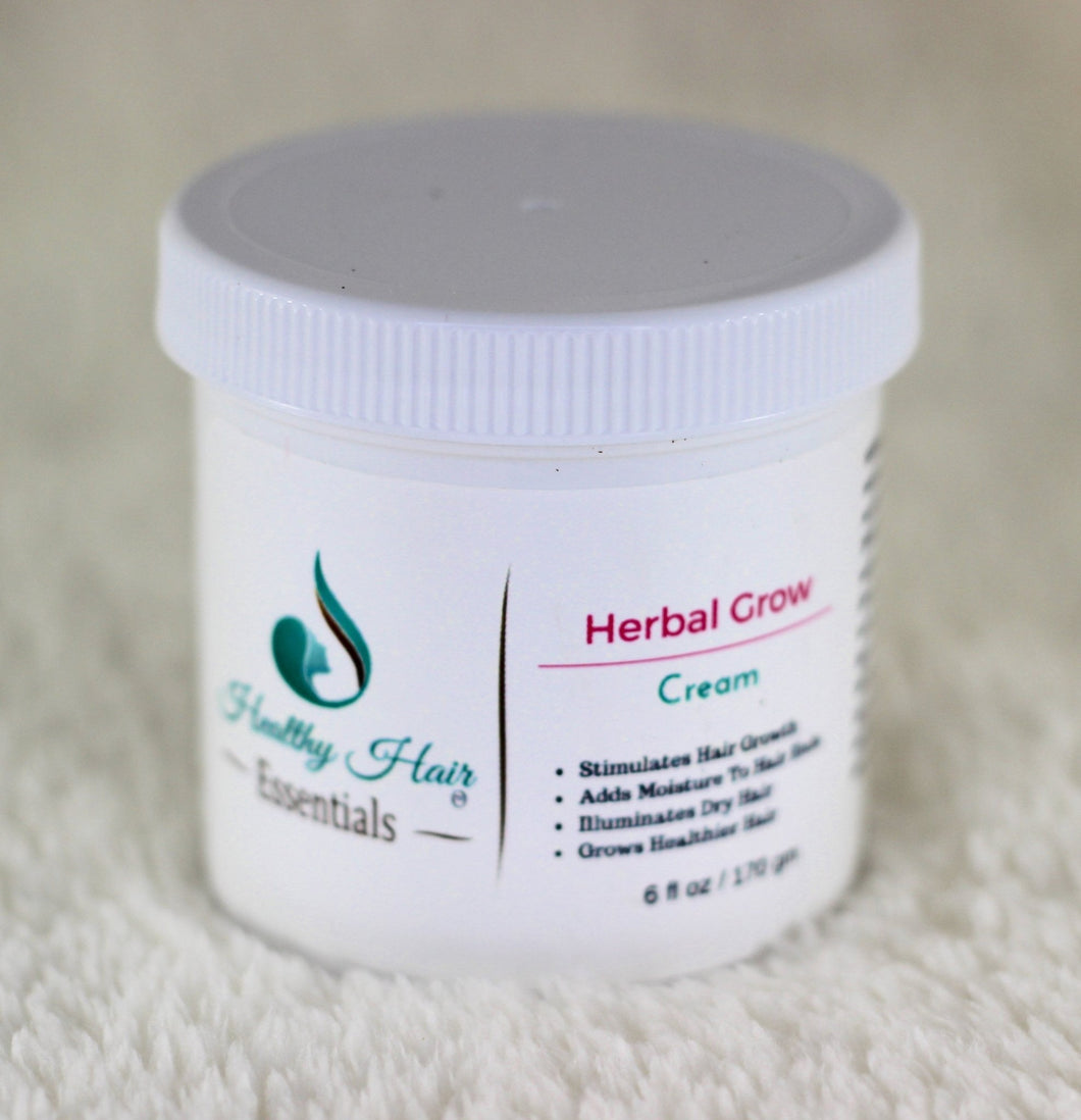Herbal Grow Cream - Healthy Hair Clinic