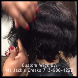 Salon Services - Wig Cleaning Service - Healthy Hair Clinic