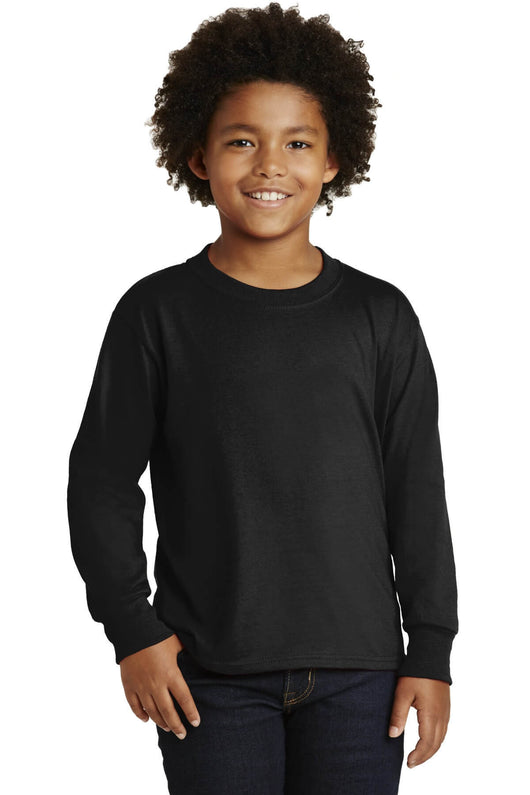 Active Youth Long Sleeve T-Shirt-Youth-Small