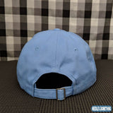Bad Hair Day Embroidered Soft Blue Dad Hat/Cap-Already Embroidered-