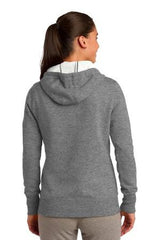 Classic Ladies Pullover Hooded Sweatshirt With Front Pocket-Sweatshirt-