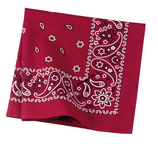 Cotton Poly Blended Bandana-Other-