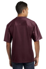 Crossover Rib Knit V-Neck Replica Jerseys-Shirts-