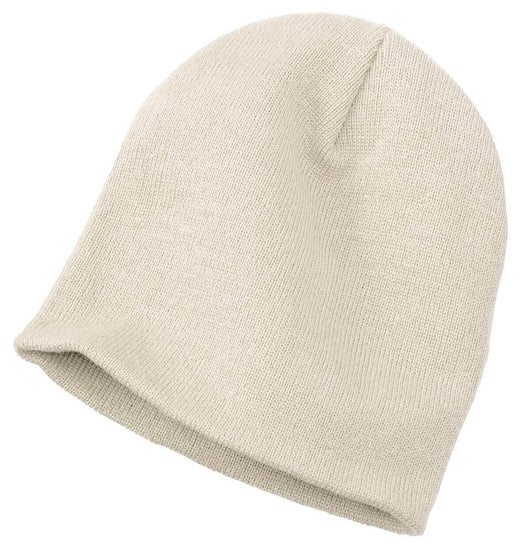 Custom Knit Skull Cap-Custom-
