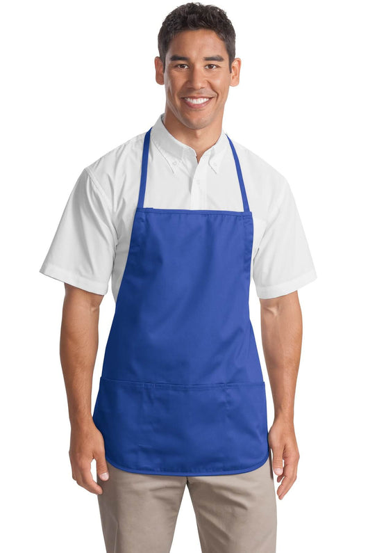 Custom Medium Length Apron-Custom-