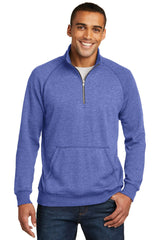 Custom Mens Lightweight Pullover Jacket 1/4-Zip-Custom-X-Small
