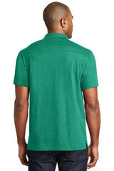 Custom Meridian Cotton Blend Polo-Custom-