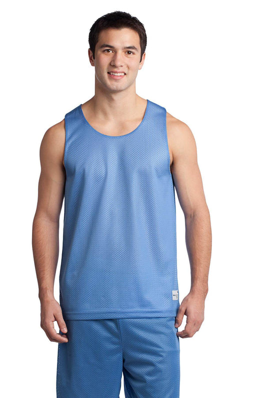 Custom Sleeveless Shirt Classic Mesh Reversible Tank-Custom-X-Small