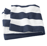 Custom Striped Beach Towel-Custom-