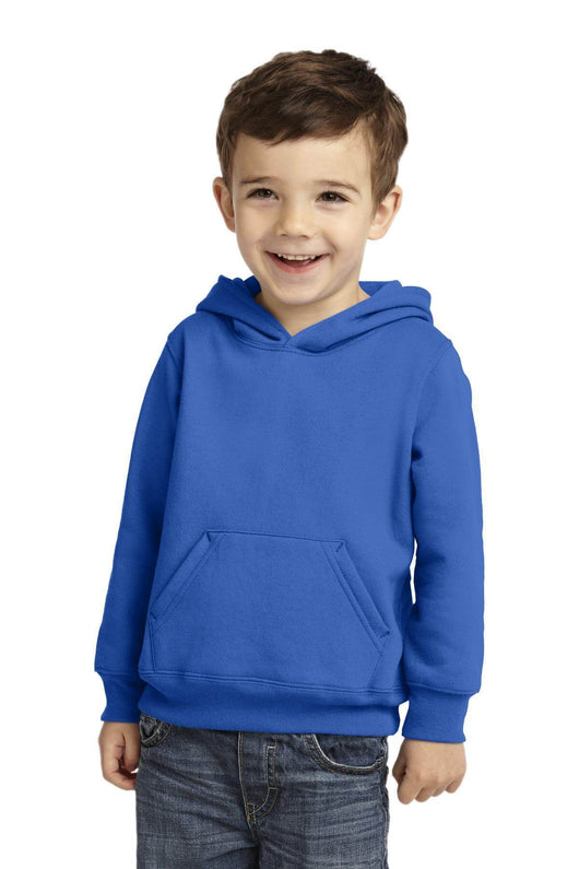 Custom Toddler Core Fleece Pullover Hooded Sweatshirt-Custom-2T