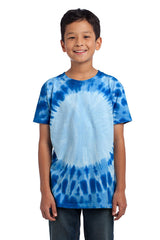 Custom Youth Tie-Dye Tee-Custom-X-Small