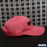 DM does GB Embroidered High Quality Neon Pink Hat/Cap-Already Embroidered-