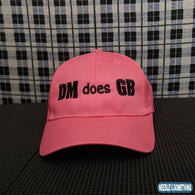 683483b1 DM does GB Embroidered High Quality Neon Pink Hat/Cap-Already Embroidered-