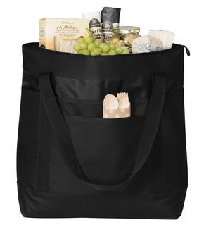 Large Tote Strap Carry Cooler-Bag-