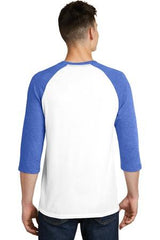 Mens 3/4-Sleeve Raglan T-Shirt-Shirts-