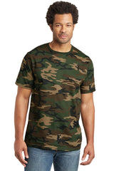 Mens Camouflage Tee-Shirts-X-Small
